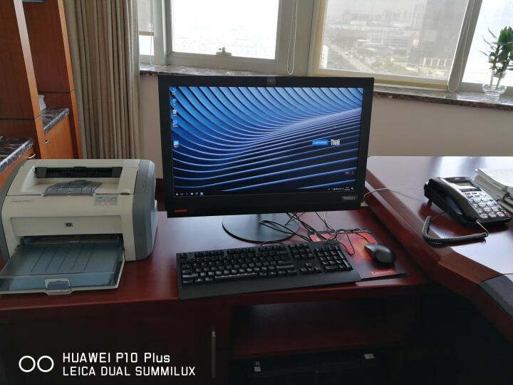 联想(ThinkCentre) M818Z 23.8英寸商务办公家用娱乐一体机电脑 定制 i7-7700丨16G丨480GB丨2G 晒单图