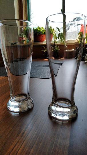 创意KTV酒吧玻璃绿茶杯耐热水杯家用牛奶杯奶昔奶茶杯饮料啤酒杯果汁杯子 单只 晒单图