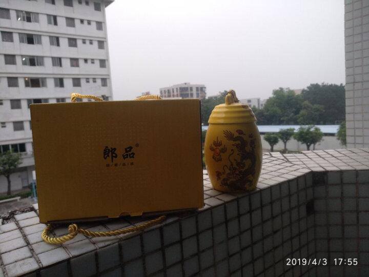 郎品 铁观音 茶叶 6盒共500克 浓香型铁观音礼盒 送礼袋 晒单图