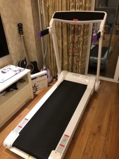 伊尚(Esang)家用超静音跑步机2019时尚新款一体成型可折叠免安装室内小型健身器【顺丰送货上楼】 伊尚 晒单图