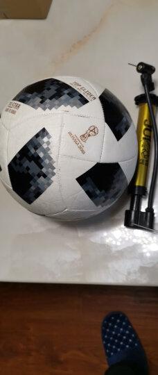 鞠客 便携式多功能家用篮球足球排球打气筒 装备收纳袋  气针三件套 晒单图