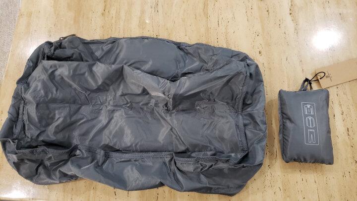 瑞动(SWISSMOBILITY)透气便携出差旅行衣物整理收纳袋MT-5669-14T00灰色 晒单图