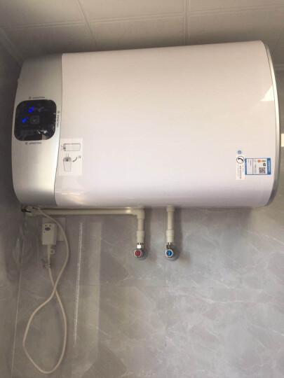 阿里斯顿(ARISTON)48升电热水器双胆速热超薄平板VL48VH3.0EVOAG+WH 晒单图