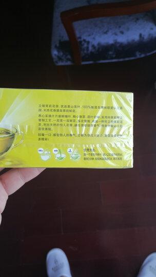 立顿Lipton 茉莉花茶叶 冲饮袋泡茶包2g*25 晒单图
