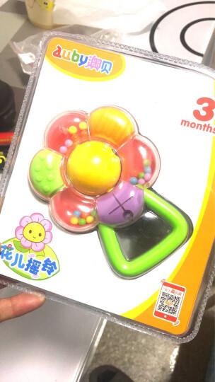 澳贝(AUBY) 花儿摇铃 婴幼儿童摇铃 463113DS 晒单图