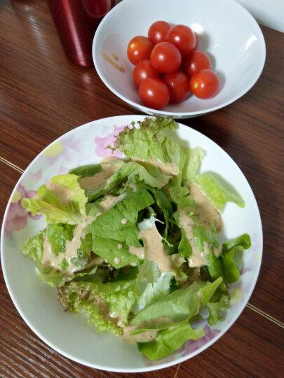 三阳生态 水培蔬菜三阳花生菜(红) 250g   沙拉菜 无农药 儿童蔬菜   晒单图