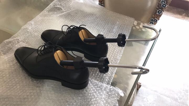 扩鞋器撑鞋器鞋撑鞋楦高跟平底鞋扩大器男女鞋撑大器 黄色款男款大号43-47码 晒单图