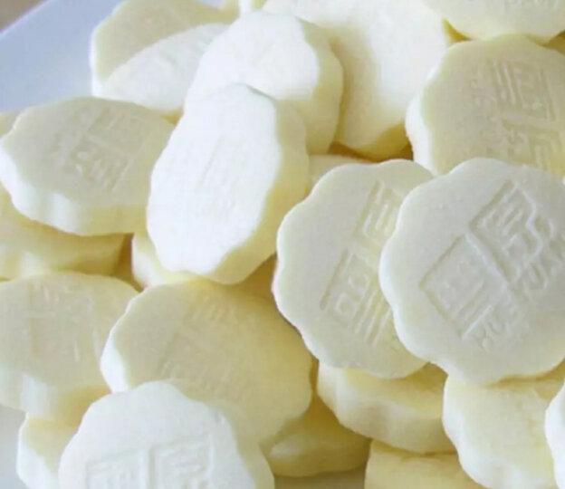 雪原 休闲零食 牛初乳奶贝 牛奶片 奶酪 儿童食品糖果年货 350g 晒单图