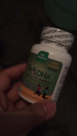 Life's DHA 美国正品 美国马泰克Martek婴幼儿DHA软胶囊宝宝海藻油90粒 三瓶 晒单图