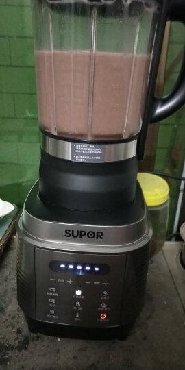 苏泊尔(SUPOR)破壁机 智能家用可榨汁 搅拌研磨多功能加热 破壁料理机JP23D-1100 晒单图