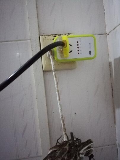 良工(lengon)智能插座定时插座转换器 家用便携式电源插座无线插排插线板 XD-Q401 晒单图