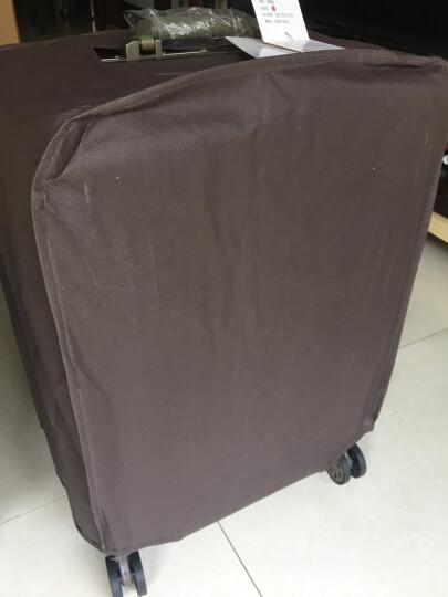 【轻奢轻韧 防刮铝框】铝框拉杆箱行李箱男士女士登机箱20寸24寸30寸28寸学生旅行箱密码行李箱 全铝镁合金箱 红色 20英寸丨登机箱 晒单图
