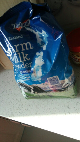 新西兰进口奶粉 纽仕兰 成人奶粉 调制乳粉(全脂) 1kg袋装 晒单图