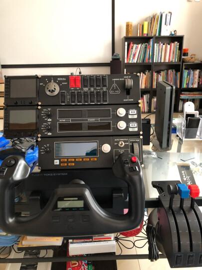 罗技(G)Flight Instrument Panel专用多仪表 LCD 面板模拟控制器 飞行模拟 赛钛客 飞行液晶仪表面板 晒单图