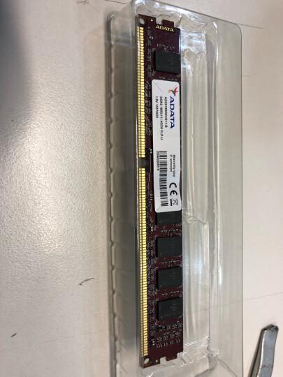 威刚(ADATA) 万紫千红系列  DDR3 1600频 4GB 台式机内存 晒单图