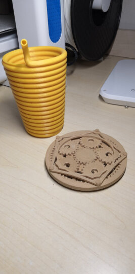极光尔沃 【京东配送】A3桌面式立体DIY 3D打印机 设计创意打印模具 学生教育 定金或样品联系客服 晒单图