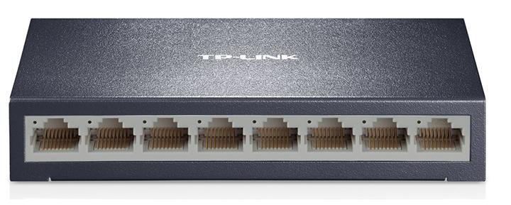 TP-LINK 100M百兆以太网交换机 金属壳体 交换器 网线分流器 网络分线器 家用 即即插即用 晒单图