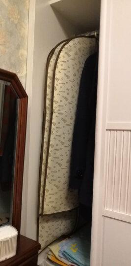 百草园 小熊西服套加长加大防尘罩3中2大 晒单图