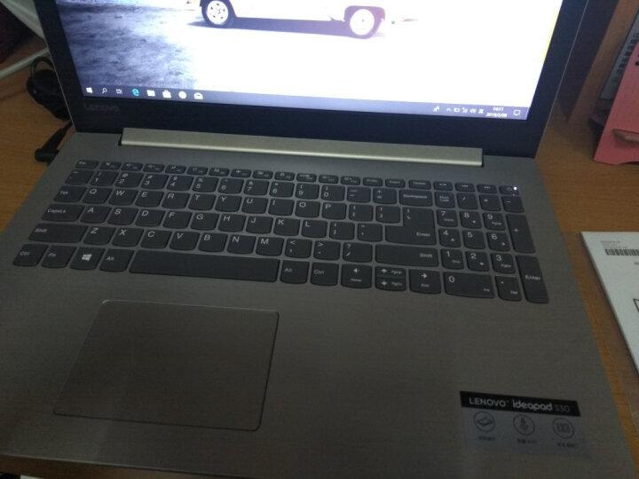 联想L340 2019全新款 15.6英寸超高性能笔记本电脑 超轻薄学生游戏商务办公本 标配i7-8565U 8G 256G固态 2G独显 Win10 银色 晒单图
