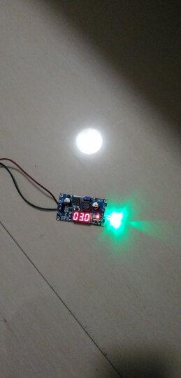 TaoTimeClub LM2596 DC-DC可调降压模块带数显电压表显示 稳压电源模块 晒单图