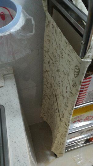 宝优妮厨房围裙罩衣套装女 防污防烫防油隔热成人罩衣手套4件套 厨房用品DQTZ02 晒单图