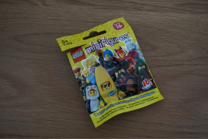 乐高(LEGO) LEGO 乐高   抽抽乐人仔套装 益智儿童 玩具拼插积木 极地摄影师  拍照加满都 大脚怪 晒单图