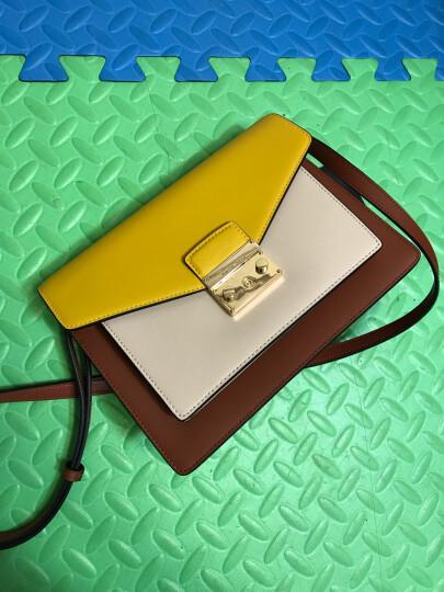 【品牌特卖】VH女包细微瑕疵产品特卖 舞亦插袋BB包(天蓝) 晒单图
