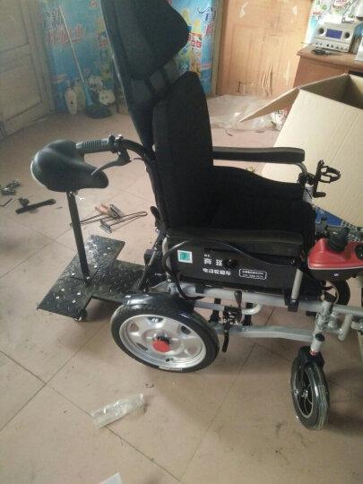 奔瑞(BENRUI) 奔瑞电动轮椅车可折叠轻便全躺老年残疾人自动智能四轮车 6005全躺前后轮减震款【12安铅酸】可躺可抬腿 晒单图
