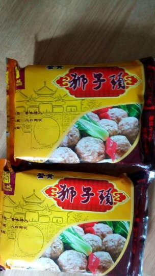 【扬州馆】老扬城 蟹黄狮子头240克袋装 蟹粉丸子手工肉圆熟食 加热即食扬州美味 晒单图