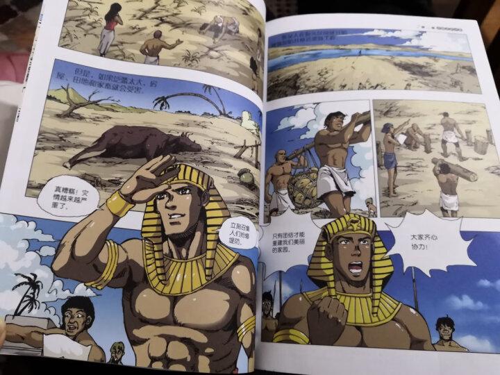 我的第一本世界历史知识漫画书:文明的曙光 晒单图