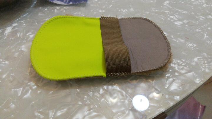多功能擦鞋手套鞋刷擦鞋毛巾皮鞋皮衣皮具护理抹布 晒单图