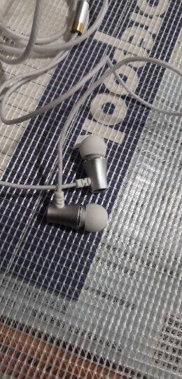 moFWO 手机耳机原装重低音入耳式 通用 白色 华为麦芒5/MLA-AL10/MLA-AL00 晒单图