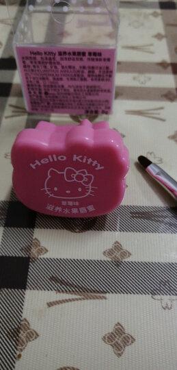Hello Kitty 润唇膏女士保湿唇彩唇蜜 无色 水果系列唇蜜 樱桃唇蜜 晒单图