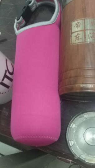 茶风尚 宜兴紫砂内胆保温杯茶杯陶瓷带过滤网送男士朋友父亲长辈生日纪念教师节送老师礼品杯子定制刻字实用 黑木纹款 晒单图