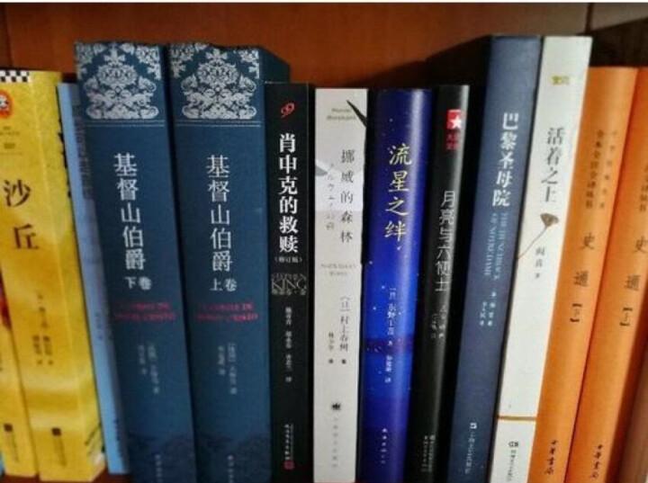 月亮和六便士(毛姆代表作,月亮与六便士导读注释精装典藏版)【果麦经典】 晒单图