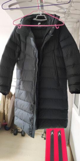 NIKE耐克男装羽绒服 新款运动休闲保暖羽绒服夹克外套806862-012 807952-010/机织中长款 XL 晒单图