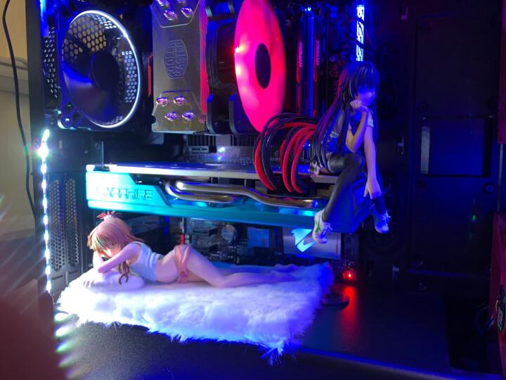 追风者(PHANTEKS) COMBO机箱RGB多彩LED装饰灯条(磁铁&背胶固定/400+400mm兼容华硕AURA/微星/技嘉主板) 晒单图