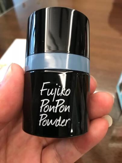 日本原装Fujiko ponpon蓬蓬粉头发蓬松干发去油发软发福音除异味救星  8.5g 两支装 晒单图