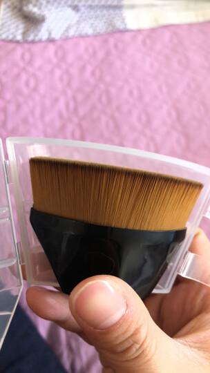 优家(UPLUS)牙刷型多功能粉底刷化妆刷(腮红刷 长柄粉底刷 蜜粉刷 裸妆 便携化妆刷 单支) 晒单图