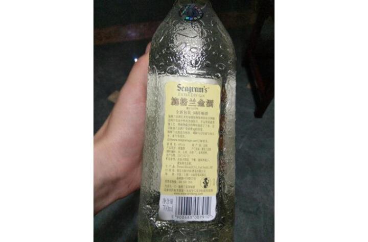 【必富达 金酒 700ml】必富达(Beefeater)洋酒 英国伦敦金酒 蒸馏酒 700ml 晒单图