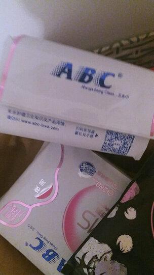 ABC KMS棉柔系列卫生巾 0.1cm轻透薄夜用280mm*8片 晒单图