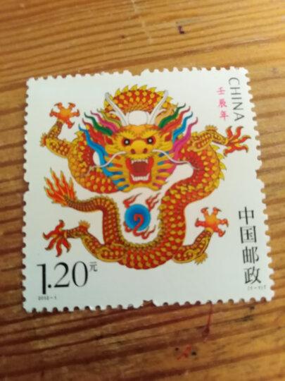 三轮十二生肖(2004-2015年)邮票集邮 东吴收藏 2012年 2012-1 龙年 晒单图