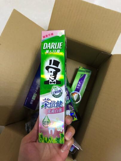 LG竹盐 莹亮纤巧 牙刷 (独特精巧的刷头 专为女性设计)(新老包装随机发送) 晒单图