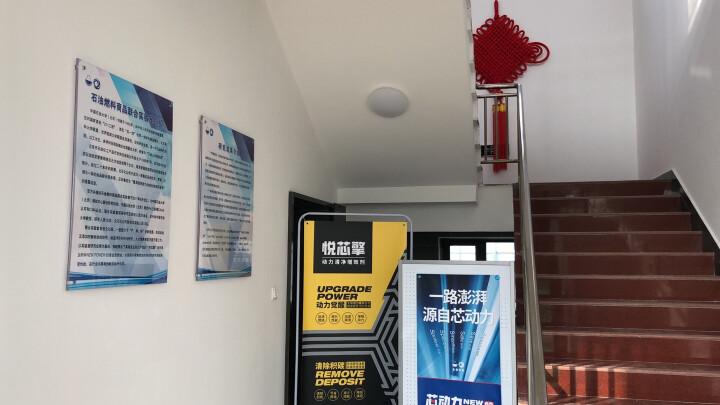 SANWA SUPPLY 山业办公室屏风隔断玄关冲孔面板可吸磁铁做公告板 SPT004 晒单图