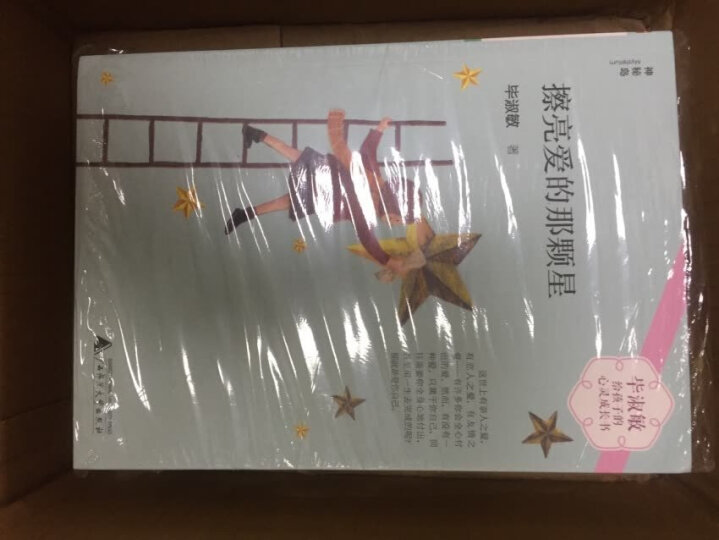黄蓓佳经典小说集:我要做好孩子+今天我是升旗手+亲亲我的妈妈+艾晚的水仙球等(套装8册) 晒单图
