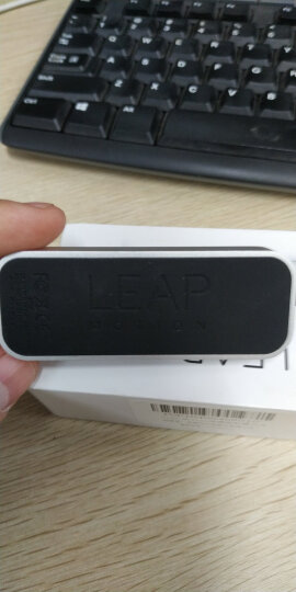 Leap Motion厉动3D手势识别体感控制器创意3D虚拟游戏VR控制器软件开发设备公司礼品 三代新款商家仓 晒单图