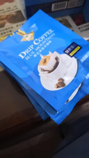 博达BODA咖啡 蓝山挂耳咖啡10g*10片 滴漏式挂耳 研磨黑咖啡粉 晒单图