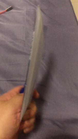 得力(deli)9597 学生文具 绘图尺子四件套尺(直尺+三角尺*2+量角器) 晒单图