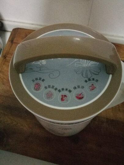 麦卓(MAKE JOY)豆浆机家用免滤全自动加热多功能破壁五谷米糊果汁婴儿辅食 晒单图