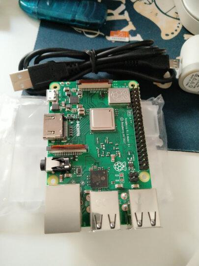 奥松机器人 树莓派3代B+型 Raspberry Pi 3B/3B+  python 编程电脑 树莓派3B(含5V2.5A适配器) 晒单图